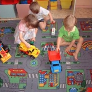 В августе омичи получат новый детский сад на 300 мест