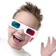 Омских школьников учат в формате 3D
