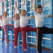 С 1 сентября школьники будут больше заниматься физкультурой